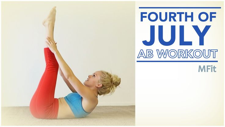 4th of July Ab Workout | MFit