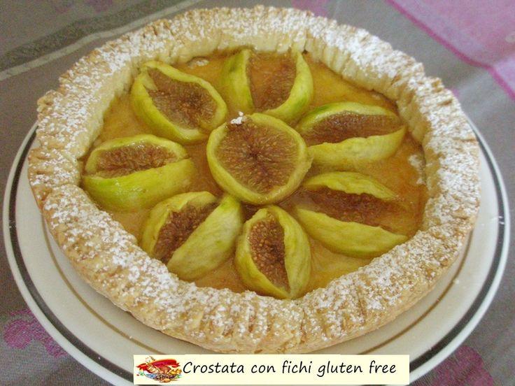 Crostata+con+fichi+gluten+free.+Golosissima.