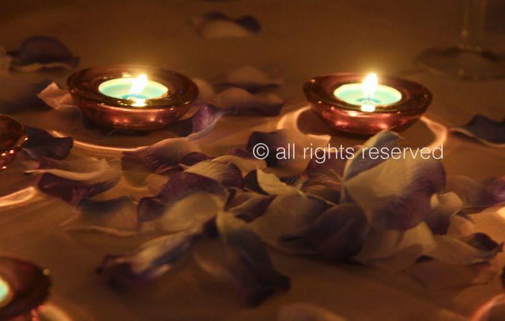 Candle holder // wedding