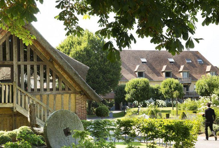 Ecrin luxueux au cœur de la Haute Normandie, la Ferme Saint Siméon
