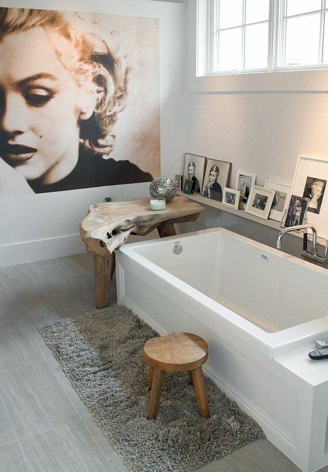 104 best images about WELLNESSOASE BADEZIMMER on Pinterest - badezimmer gemütlich gestalten