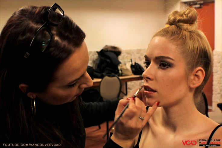Models Get Makeup and Hair Done Before the VCAD ONwards Fashion Show 2013 - Working on Model's Lips Subscribe to VCAD: http://www.youtube.com/subscription_center?add_user=VancouverVCAD #Models #Get #Makeup #Hair #Done #Before #VCAD #ONwards #Fashion #Show #2013 #Working #Models #Lips
