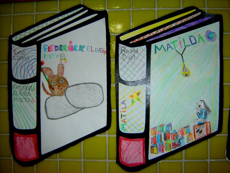 Dos clásicos infantiles: Matilda y Frederick el ratón poeta.