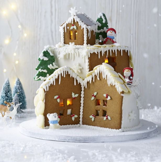 Asda Photo Cake Decorations : 59 best images about Asda Christmas Treats on Pinterest ...
