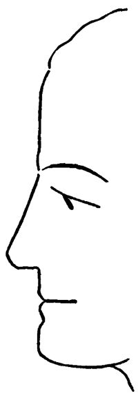 Step 7 How to Draw Peoples Faces in Side Profile View Easy Technique