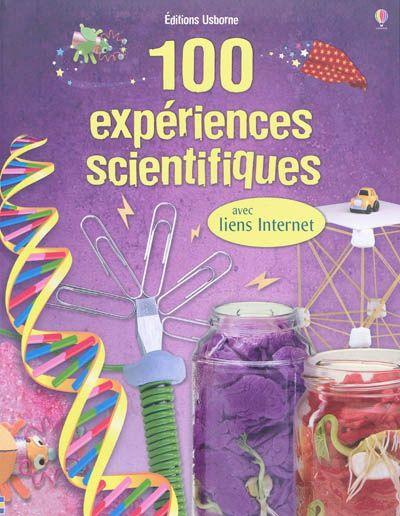 Une sélection d'expériences qui allient activités créatives et rudiments de la physique, de la chimie et de la biologie : un théâtre d'ombres, des lucioles électriques, un monstre écumant, etc.