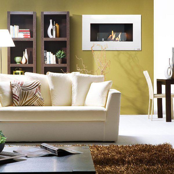 17 mejores ideas sobre chimeneas bioetanol en pinterest - La chimenea muebles ...