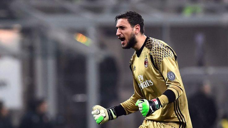 Gianluigi Donnarumma made right choice with AC Milan stay - Montella