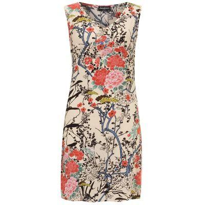 Dorothy Perkins Indulgence Cream Floral Dress