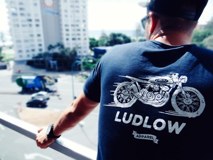 The custom tee from Ludlow Common