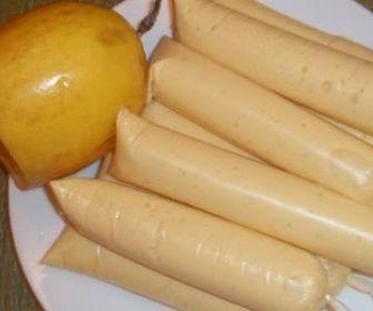 Receita de Chup-Chup de mousse de maracujá - Show de Receitas