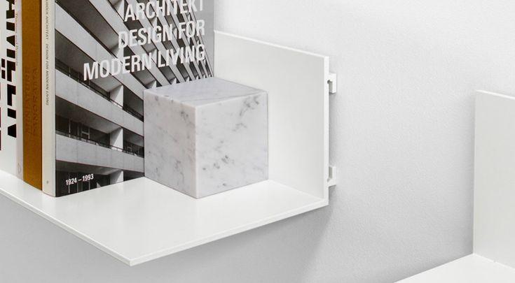 Blickfång i marmor -