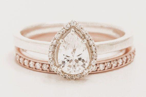 18 bagues de fiançailles magnifiques qui ne sont pas serties de diamants mais qui raviront votre bien aimée