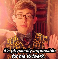 #Glee - Artie Abrams