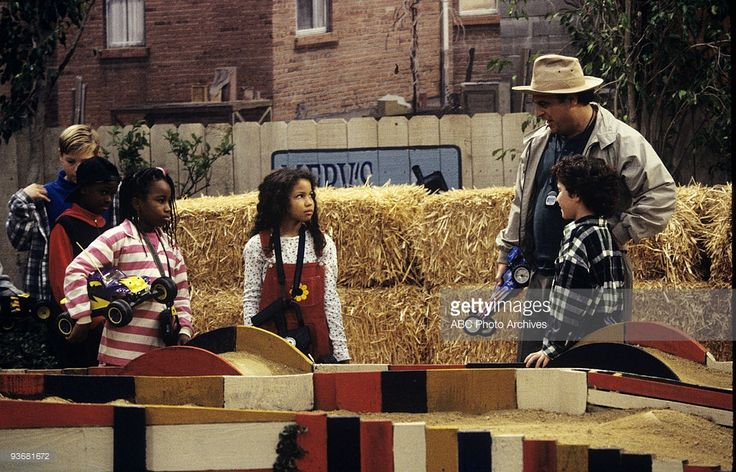 OWN - 'Obstacle Illusion' - Season One - 1/11/95 Seven orphaned children whose eldest sibling raises the youngest while keeping authorities from splitting up the family. (Photo by ABC Photo Archives/ABC via Getty Images) JURNEE