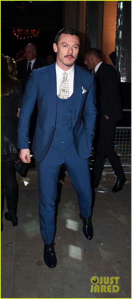 Kit Harington & Alexa Chung Live It Up At Warner Music's BRIT Awards 2016 After Party!
