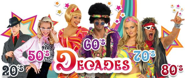 Decades Day Ideas For Girls Decades 20 39 S 50 39 S 60 39 S 70 39 S 80 39 S Costume Pinterest