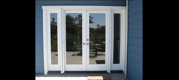 Best 25 french door screens ideas on pinterest patio for Screens for french doors that open out