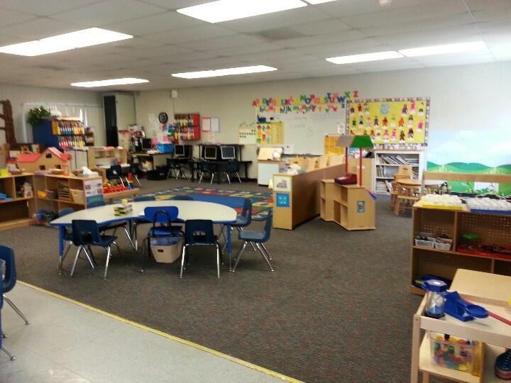 Classroom Layout Importance ~ Preschool classroom arrangement class management