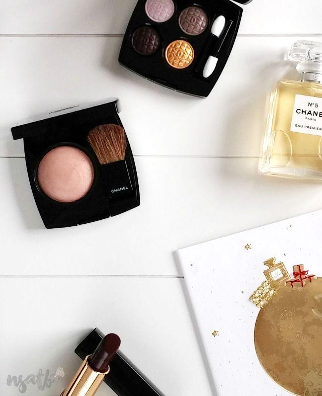 Not so addicted to Beauty: Chanel Joues Contraste Lumière Coups de Minuit