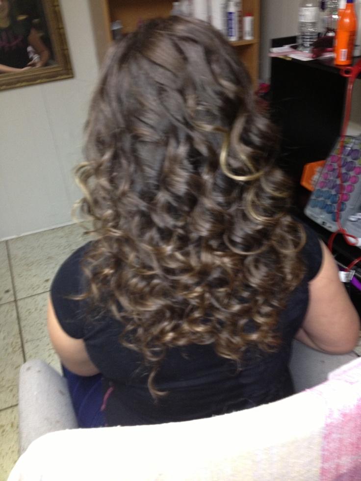 Simple curls