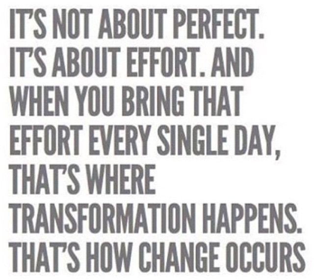 tnbtheories:  Make a daily commitment to change.