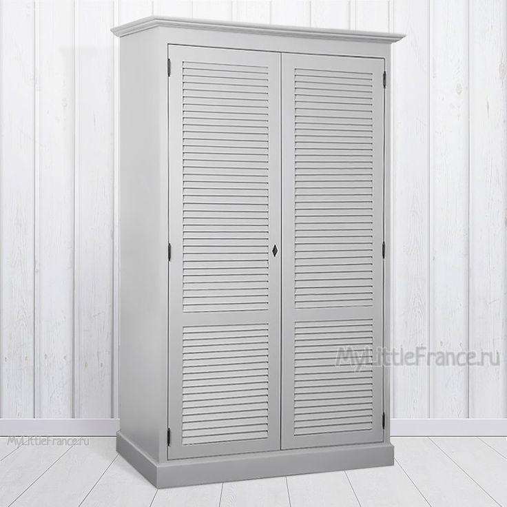 Платяной шкаф Shannon II - Шкафы для одежды - Спальня - Мебель по комнатам My Little France