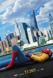 4/5 ✦ - Watched 7 July 2017. Here's a movie that trusted its audience enough to not retell the story we've heard twice already, to not have explain what happened in the MCU beforehand, and to have a New York as diverse and wonderful as the real thing. The villain is great, Holland is earnest and engaging, and it WORKS.