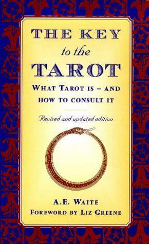Key To The Tarot, http://www.amazon.com/dp/0712670629/ref=cm_sw_r_pi_awdm_x_KxxRxbV82HS10
