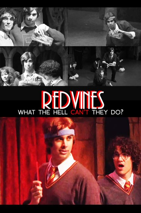 red vines.