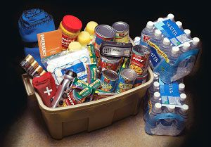 McAllen 1st Relief Society: Spring Cleaning your 72-Hour Emergency Kits...
