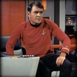 Montgomery Scott Star Trek: The Original Series, Star Trek: The Animated Series, Star Trek, Star Trek IV: The Voyage Home, Star Trek: The Motion Picture, Star Trek V: The Final Frontier, Star Trek II: The Wrath of Khan, Star Trek III: The Search for Spock, Star Trek VI: The Undiscovered Country, Star Trek Into Darkness, Star Trek