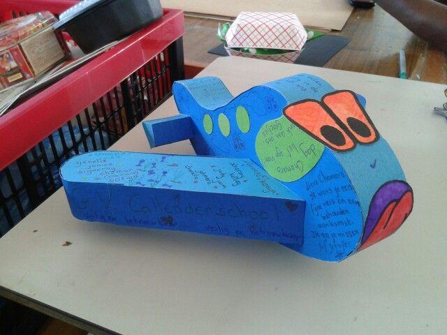 Vliegtuigje 1