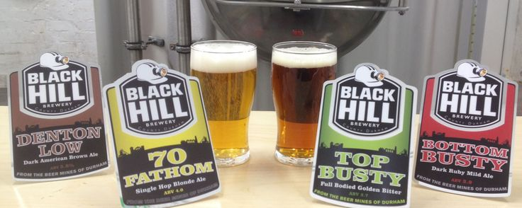 An interview with County Durham based Blackhill Brewery. #beer #brewing #craftbeer