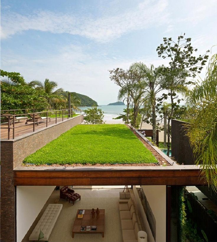 Green Home Design Ideas:  Green Roof Design Pictures Ideas For Home And City: Modern