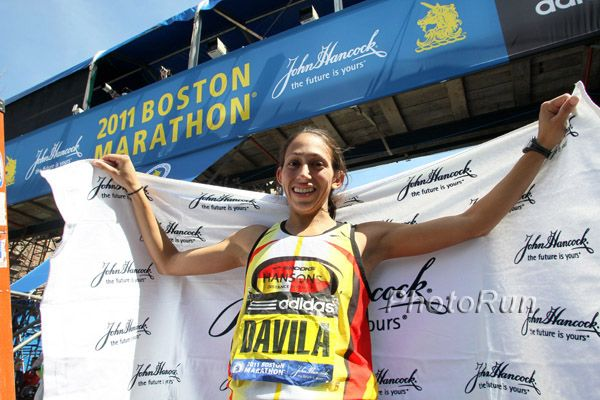 A 10-Step Plan To Qualify For The Boston Marathon - Competitor Running
