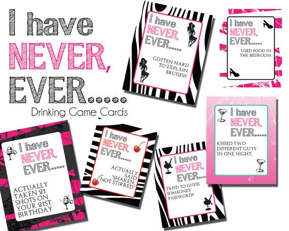 Cool drinking games with cards