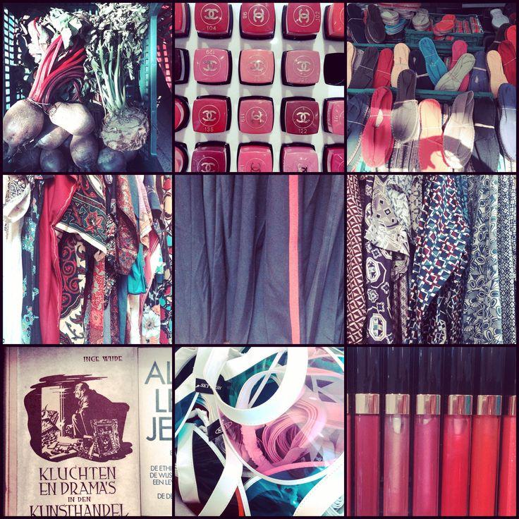 Materialen Reds