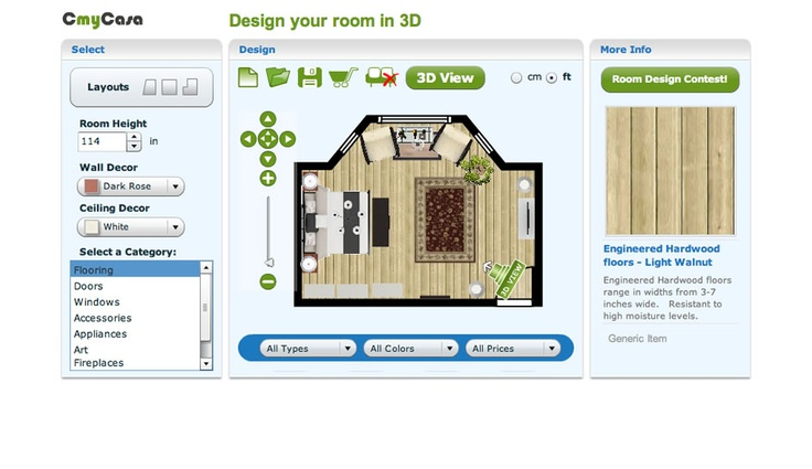 3D Room Planner at Sears.comRoom Planner