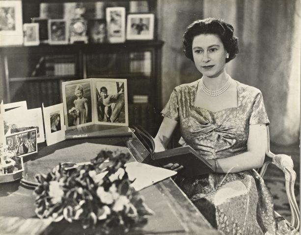 Famous Princesses In History | ... princess elizabeth and prince philip a message from princess elizabeth