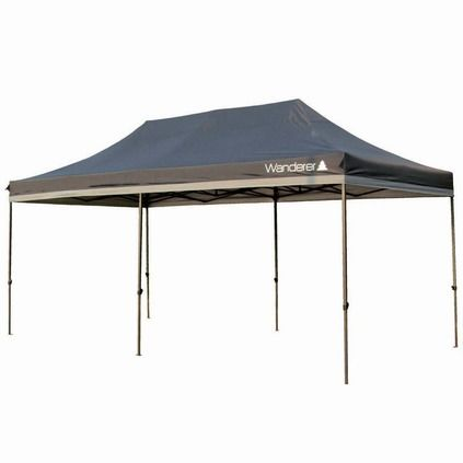 Wanderer Ultimate Heavy Duty 6x3m Gazebo