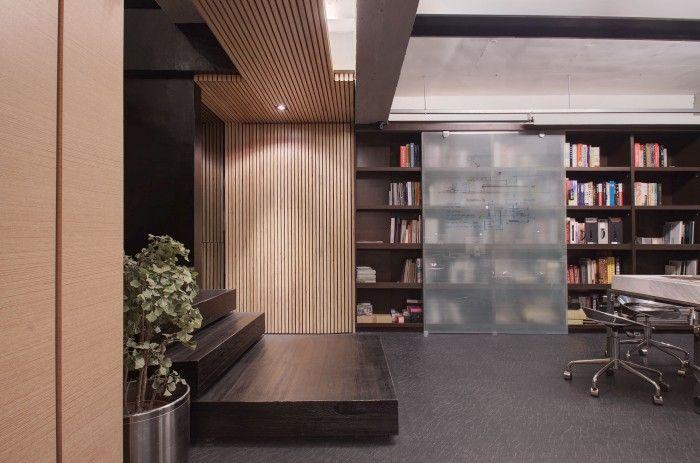 TBDC – Taipei Base Design Center Office / TBDC #shelves