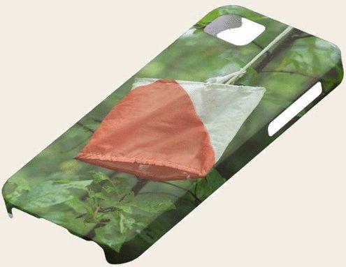 Orienteering iPhone case