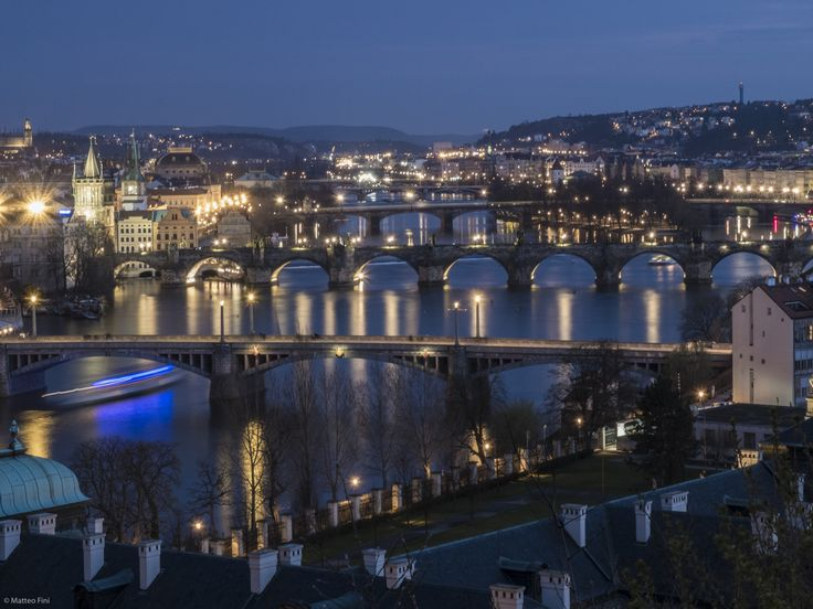 The Five Bridges, Prague