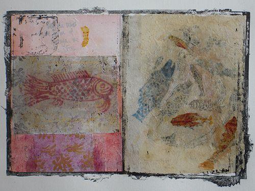 Vishnu as Matsya, the Fish