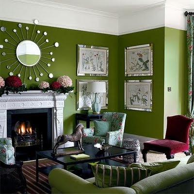Living Room Color Green 80 best olive & oak green decor images on pinterest | living room