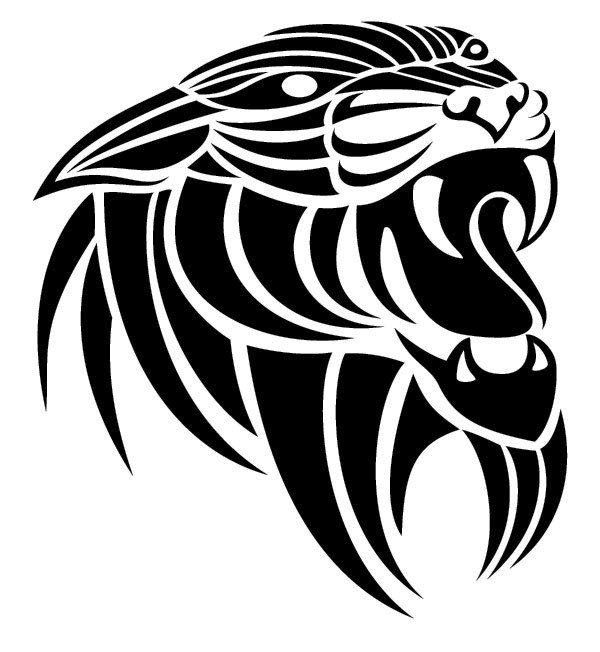Free Tribal Tattoos Designs For Men Tribal Animal - http://www.listtattoo.com/free-tribal-tattoos-designs-for-men-tribal-animal/?Pinterest