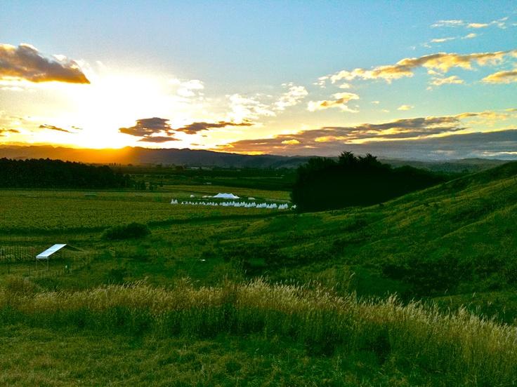 Tepee Life Village & Treble Camp - Rhythm & Vines Festival, Gisborne, NZ
