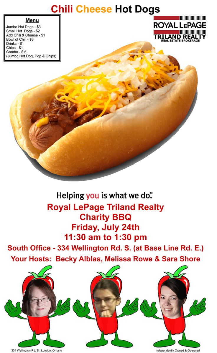 Royal LePage Triland Realty Charity BBQ