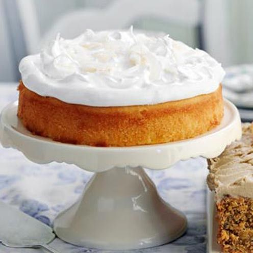 Coconut cake - Good Housekeeping